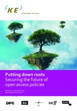 Putting down roots: Securing the future of open access policies