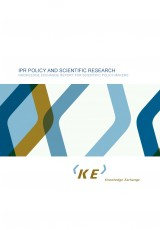 IPR Policy and Scientific Research report for policy makers in scientific and scholarly research