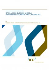 Open Access Business Models for research funders and universities